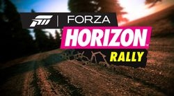 Forza Horizon - Rally