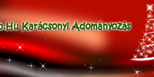 Karácsonyi Adományozás